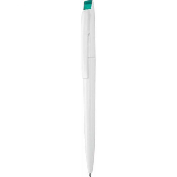 Bolígrafo Bendon Makito - Blanco / Verde