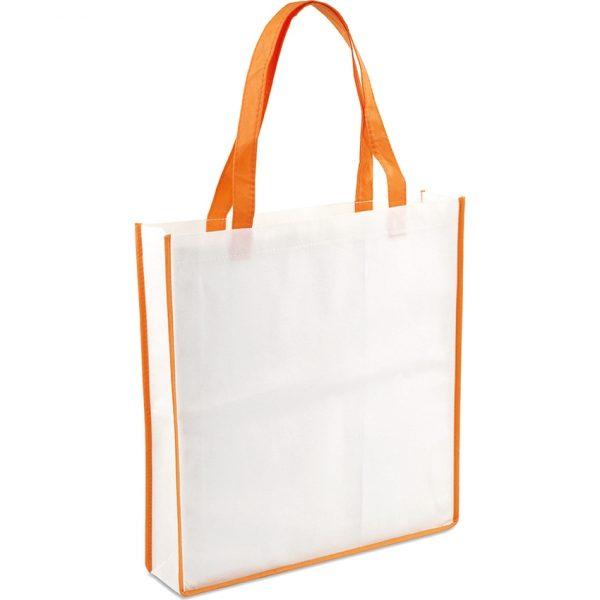 Bolsa Sorak Makito - Blanco / Naranja