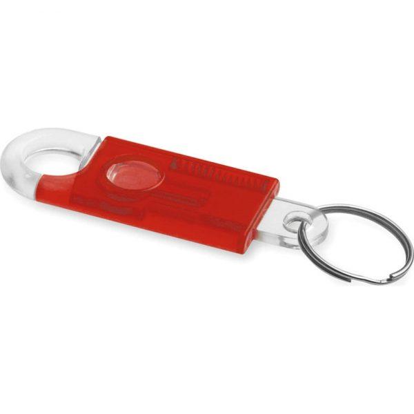 Llavero Fallet Makito - Rojo