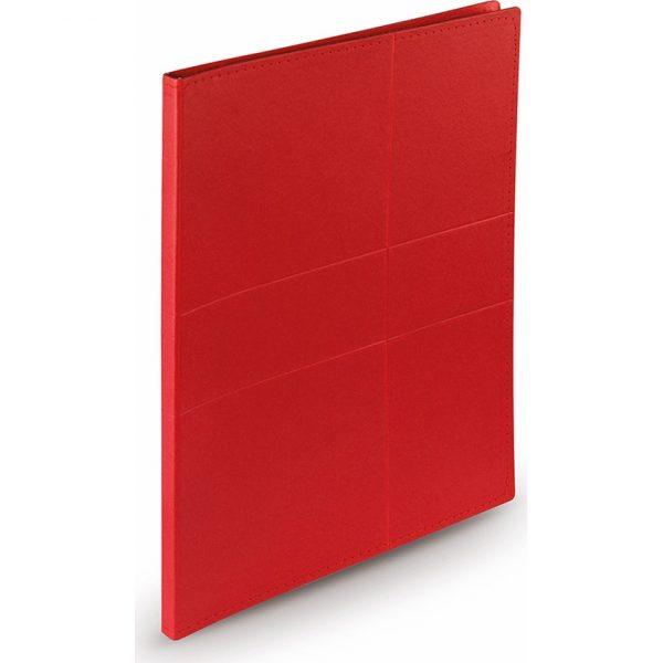 Carpeta Comet Makito - Rojo