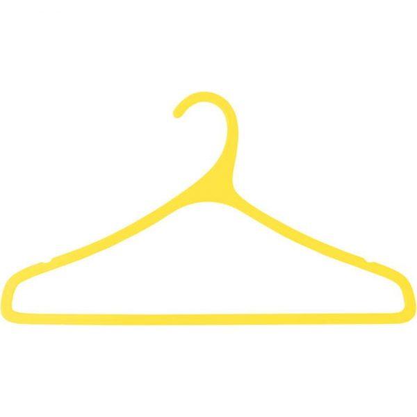 Percha Merchel Makito - Traslucido Amarillo