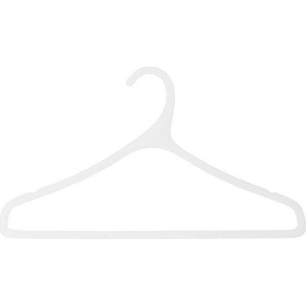Percha Merchel Makito - Traslucido Blanco