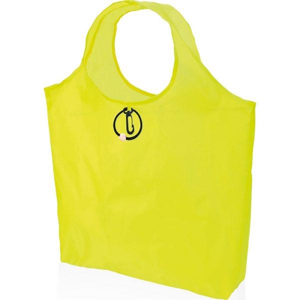 Bolsa Plegable Altair Makito - Amarillo Fluor