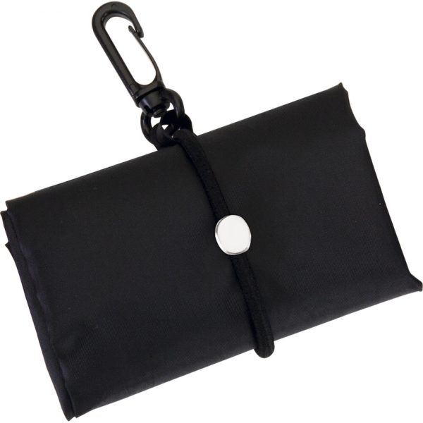 Bolsa Plegable Persey Makito - Negro