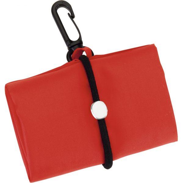 Bolsa Plegable Persey Makito - Rojo
