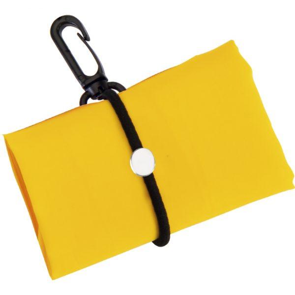 Bolsa Plegable Persey Makito - Amarillo