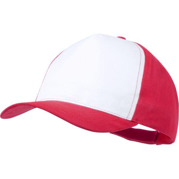 Gorra Sodel Makito - Rojo