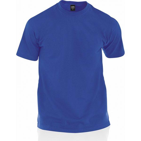 Camiseta Adulto Color Premium Makito - Azul Royal