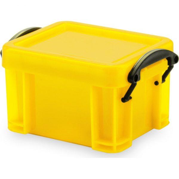 Caja Multiusos Harcal Makito - Amarillo