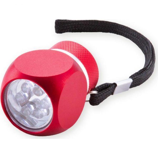 Linterna Zartax Makito - Rojo