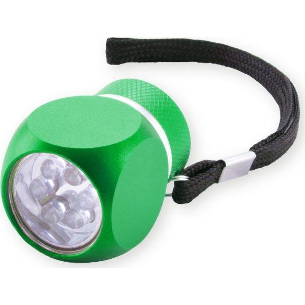 Linterna Zartax Makito - Verde