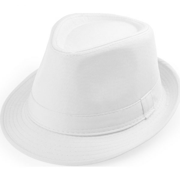 Sombrero Likos Makito - Blanco