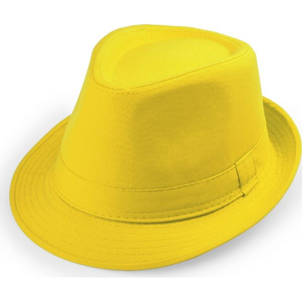 Sombrero Likos Makito - Amarillo