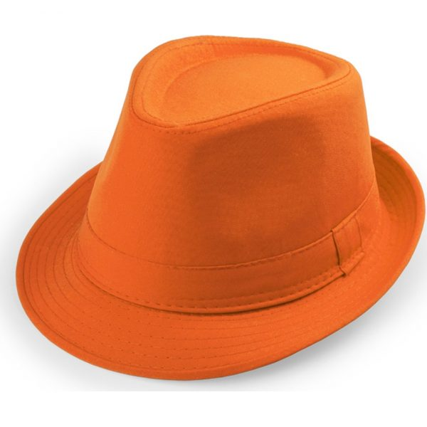 Sombrero Likos Makito - Naranja