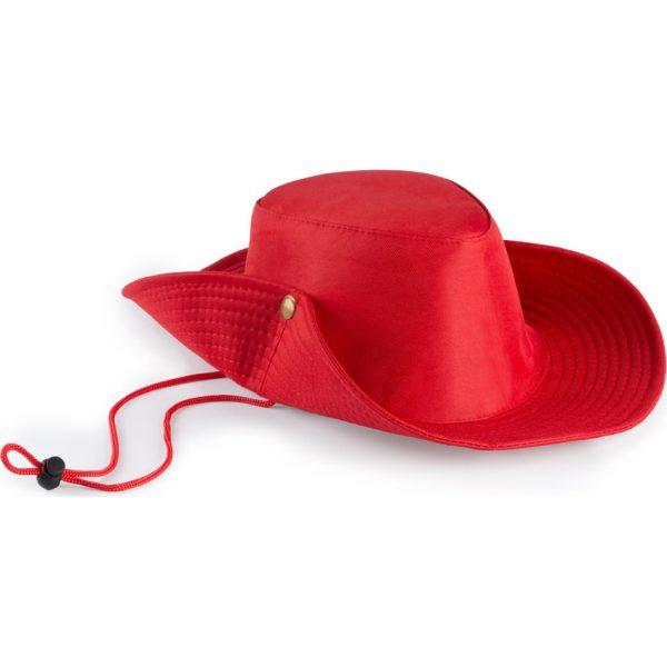 Sombrero Tosep Makito - Rojo