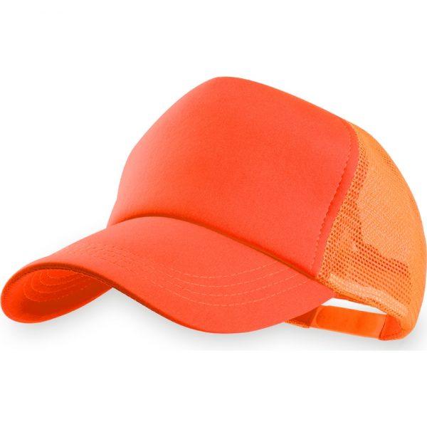 Gorra Dowan Makito - Naranja Fluor