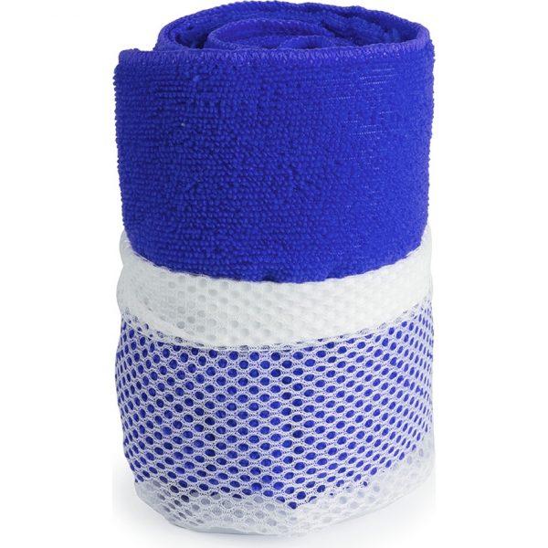 Toalla Absorbente Gymnasio Makito - Azul