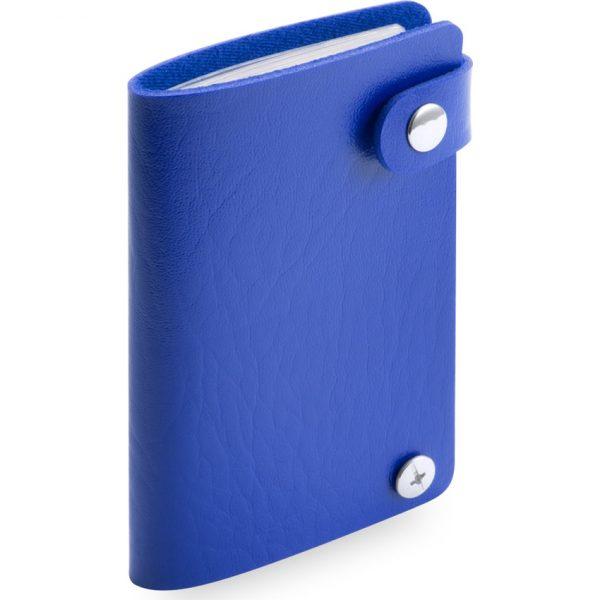 Tarjetero Top Makito - Azul