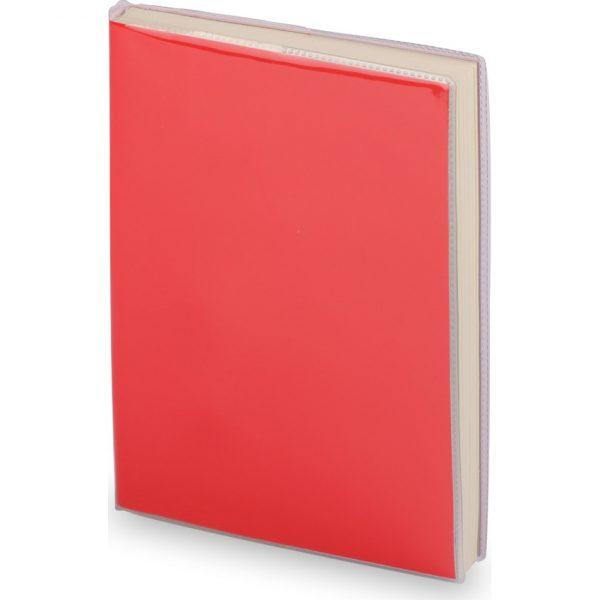 Bloc Notas Taigan Makito - Rojo