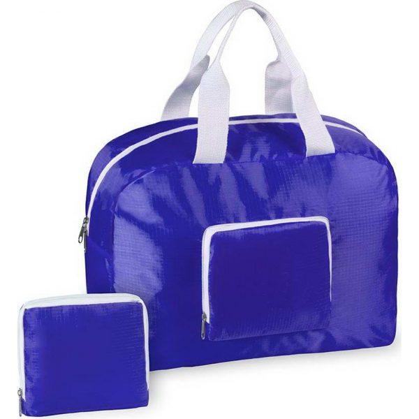 Bolso Plegable Sofet Makito - Azul