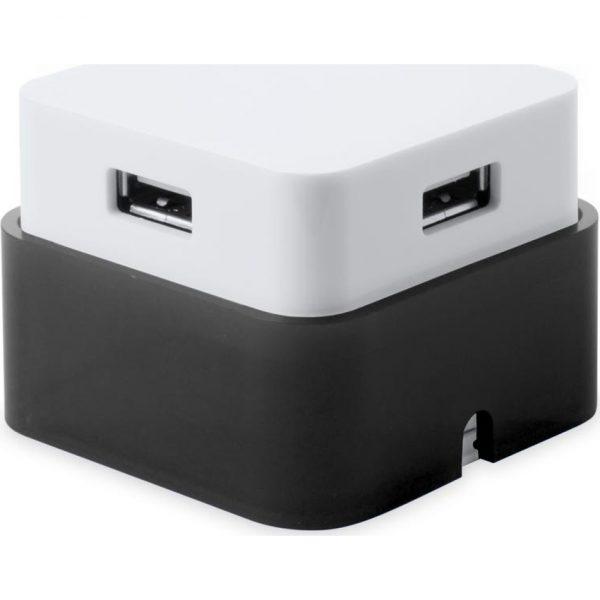 Puerto USB Dix Makito - Negro