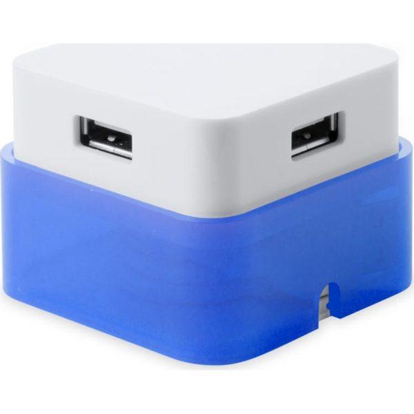 Puerto USB Dix Makito - Azul
