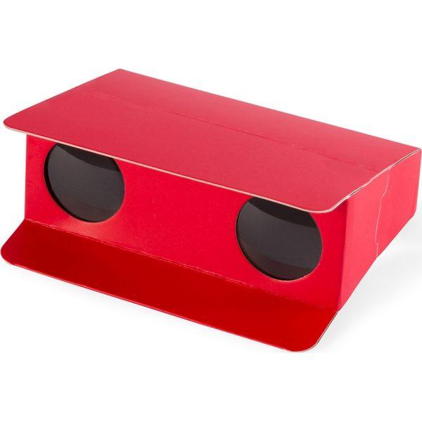 Prismáticos Lenny Makito - Rojo