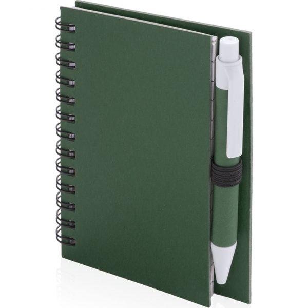 Libreta Pilaf Makito - Verde