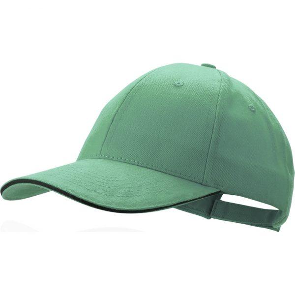 Gorra Rubec Makito - Verde