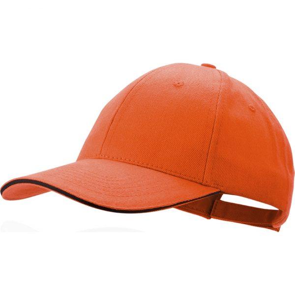 Gorra Rubec Makito - Naranja