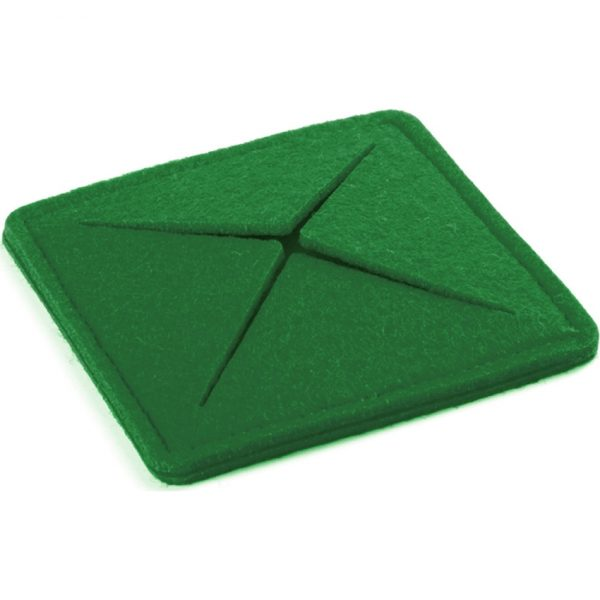 Posavasos Tanzak Makito - Verde