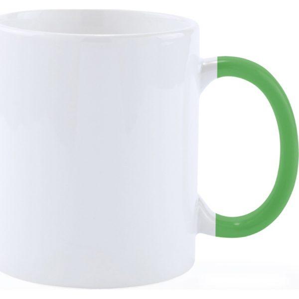 Taza Plesik Makito - Verde