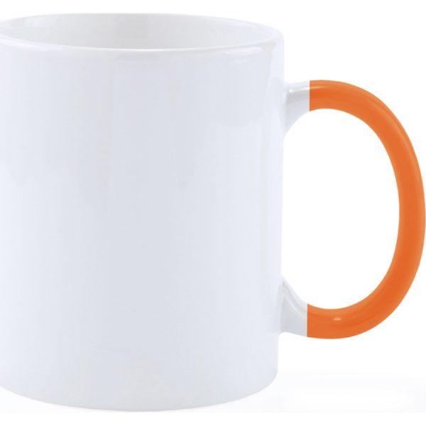 Taza Plesik Makito - Naranja