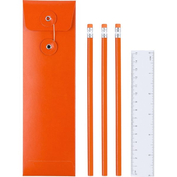 Set Laptan Makito - Naranja