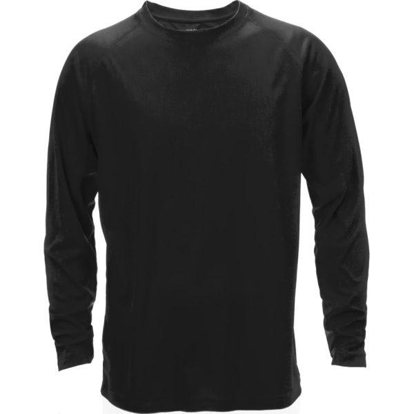 Camiseta Adulto Tecnik Maik Makito - Negro