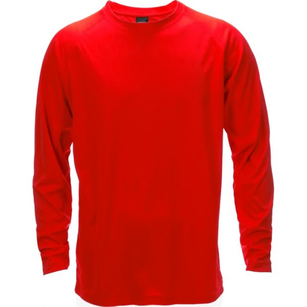 Camiseta Adulto Tecnik Maik Makito - Rojo