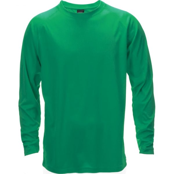 Camiseta Adulto Tecnik Maik Makito - Verde