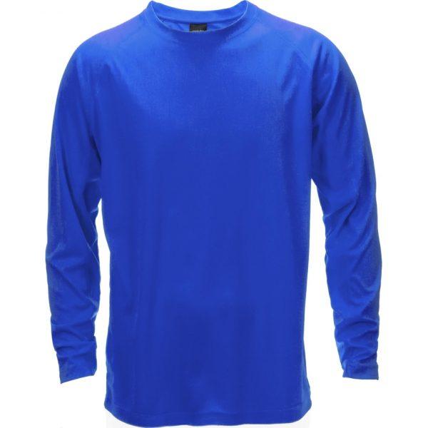 Camiseta Adulto Tecnik Maik Makito - Azul