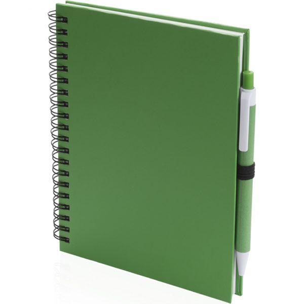 Libreta Koguel Makito - Verde
