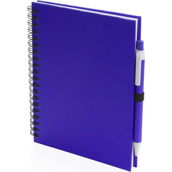 Libreta Koguel Makito - Azul