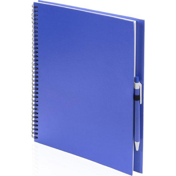 Libreta Tecnar Makito - Azul