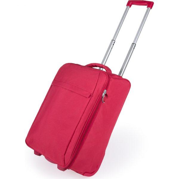 Trolley Plegable Dunant Makito - Rojo