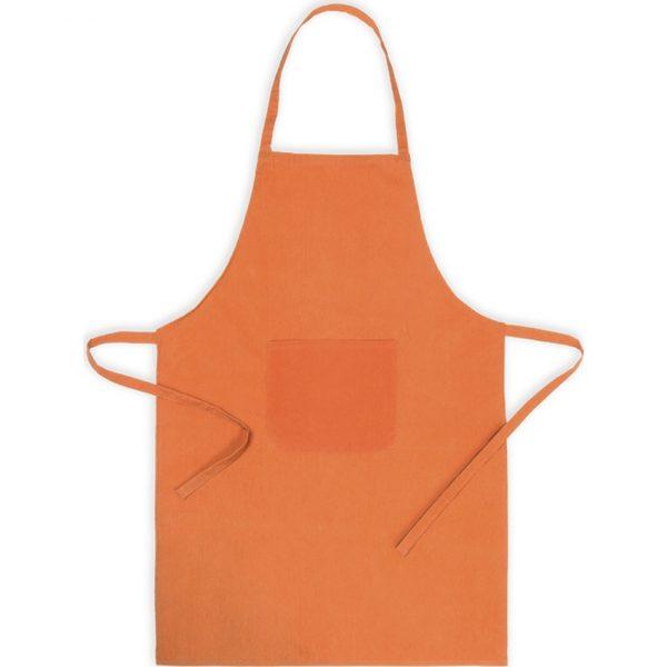 Delantal Xigor Makito - Naranja
