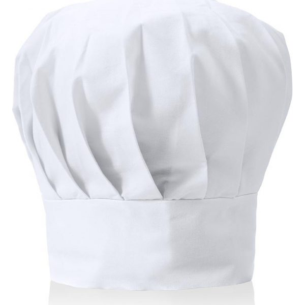 Gorro Cocina Nilson Makito - Blanco