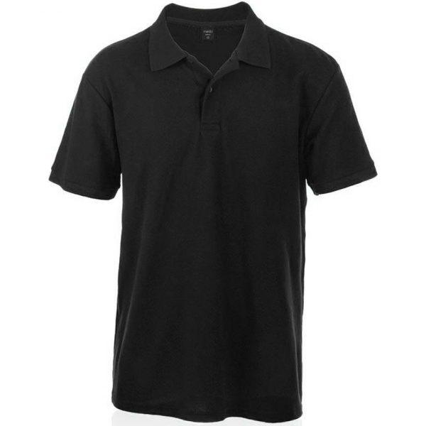 Polo Bartel Color Makito - Negro