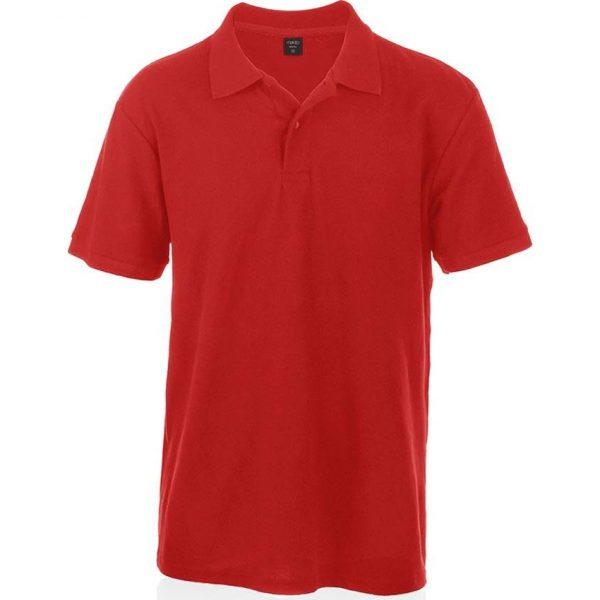 Polo Bartel Color Makito - Rojo