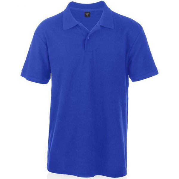 Polo Bartel Color Makito - Azul