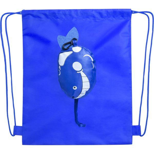 Mochila Plegable Kissa Makito - Azul