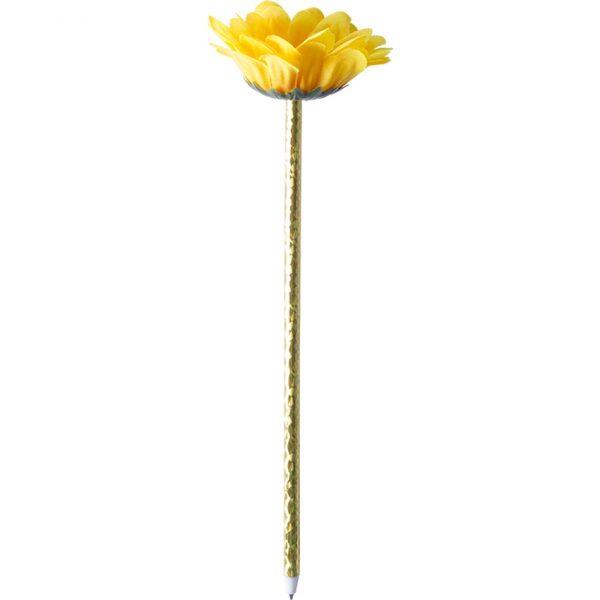 Bolígrafo Crisant Makito - Amarillo