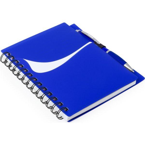 Libreta Dymas Makito - Azul